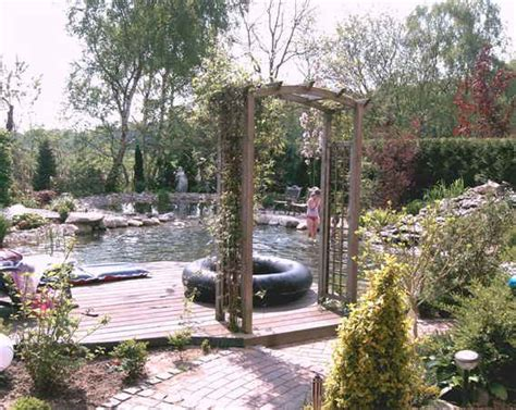 Gartenschwimmteich Schwimmteich Garten