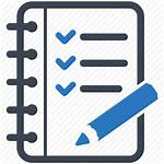 Checklist Icon Tasks Icons Check Done Office