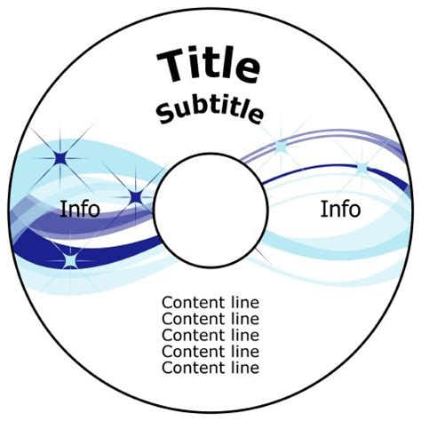 cd labels template    cd labels