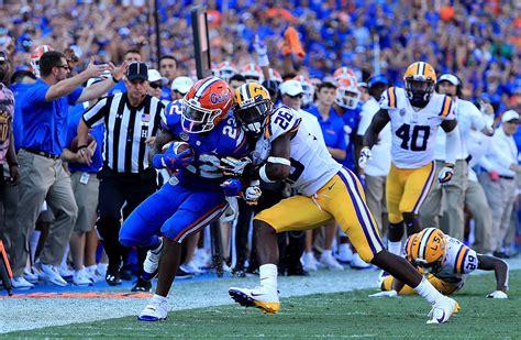 REPORT: LSU-Florida Football Game Postponed