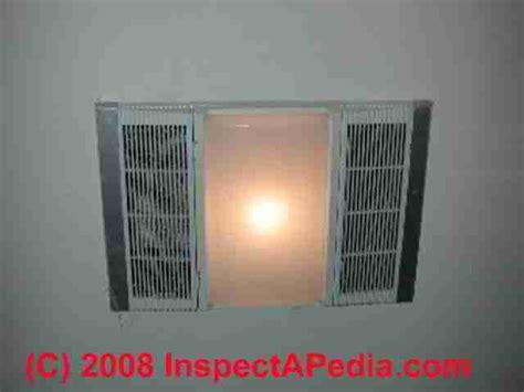 bathroom exhaust fan heat recovery ventilator installation