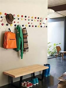 Porte Manteau Entrée : porte manteau mural diy en 18 exemples vintage porte ~ Melissatoandfro.com Idées de Décoration