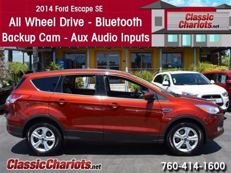 suv    ford escape se awd  awd