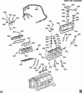 Chevrolet Equinox Pin  Engine Cylinder Head  Pincyl  Dwl