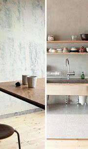 Beautiful Kitchen Decoration and Minimalist Vanities in ...