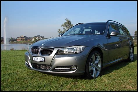 bmw  touring review road test caradvice