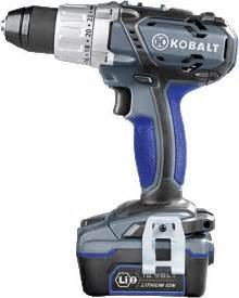 kobalt tools power    lowes bobs blogs