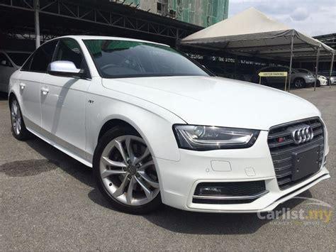 Audi S4 2012 3.0 In Kuala Lumpur Automatic Sedan White For
