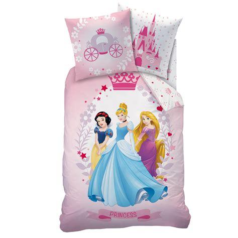 chambre bebe hello disney princesse parure de lit housse de couette