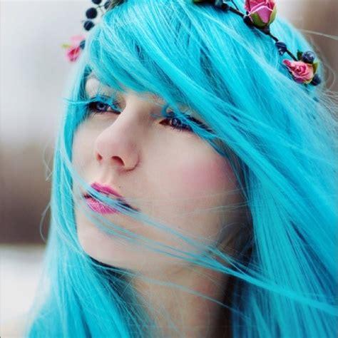 Hair Hair Color Teal Hair Teal Hair Styles Care