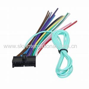 Wire Harness For Jensen 20 Pin Power Plug Cd Player Mp3