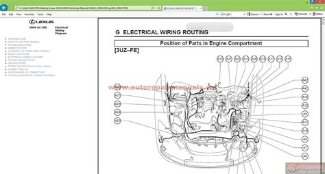 electric and cars manual 2006 lexus es electronic toll collection lexus gs300 2006 workshop manual auto repair manual forum heavy equipment forums download