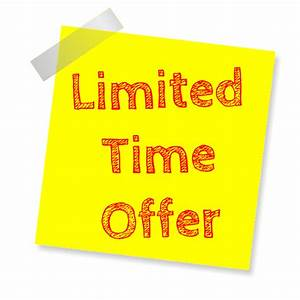 Limited Time Offer Png   www.imgkid.com - The Image Kid ...