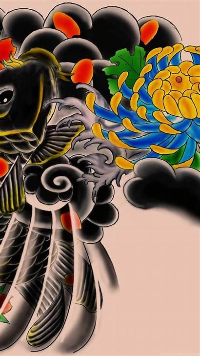 Tattoo Japanese Wallpapers Tattoos 4k Desktop Android