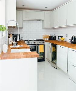 U, Shaped, Kitchens