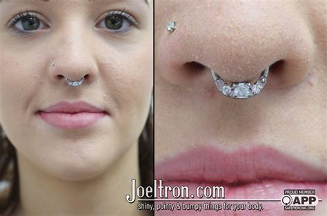 ~venus By Maria Tash 14k White Gold Septum Or Daith Clicker Piercing Jewelry~ Discount Jewelry Westland Mi Ruby Pandora Store Locator Usa Hip Mom From China Quality And Pawn Lexington Ky Gold For Sale Catalog