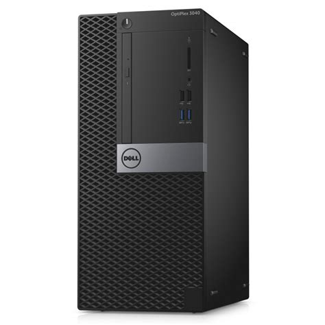 ordinateur de bureau dell ordinateur de bureau dell optiplex 3040 mt