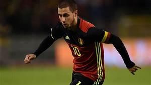 Eden Hazard injury scare ahead of Belgium v Italy at Euro ...