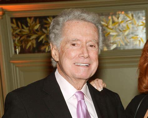 Regis Philbin Reunites With Kathie Lee As Contributor To