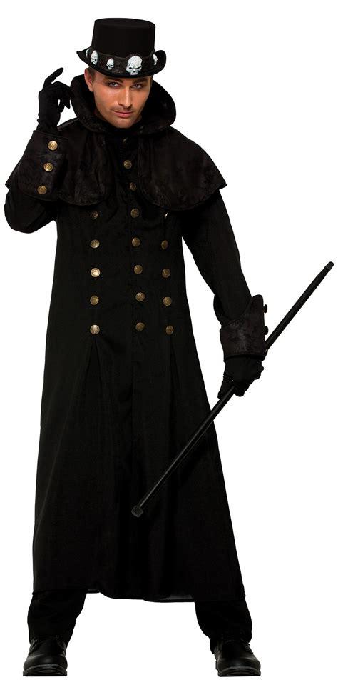 Opentip Morris Costumes Warlock Coat Adult