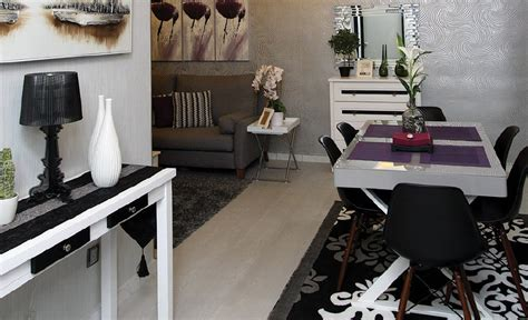 hiasan dalaman apartment moden kontemporari dekorasi