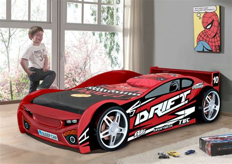 Cars Repurposed As Beds by Special Drift Car Bed