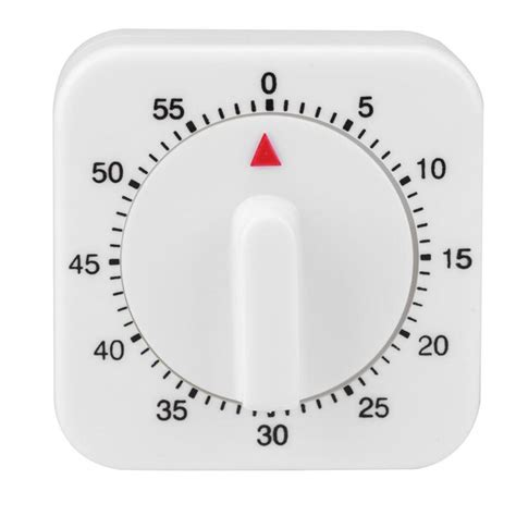 Kitchen Timer by 60 Minutes Manual Timer Mechanical Reminder Counting