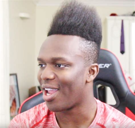 TB to this haircut, deffo one of the worst : ksi