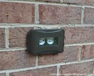 Outdoor Outlet Altwarmbüchen : outdoor outlet for large plugs ~ Markanthonyermac.com Haus und Dekorationen