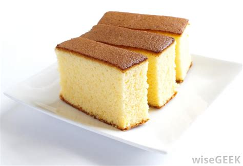 fluffy sponge cake recipe what is sponge cake with pictures