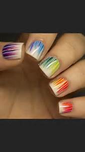 Cute nail designs for short acrylic nails pictures to pin on
