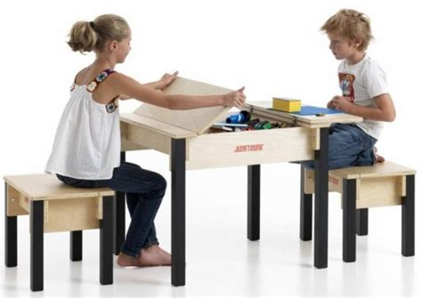 table et chaises enfants storage table and chairs kinderspell