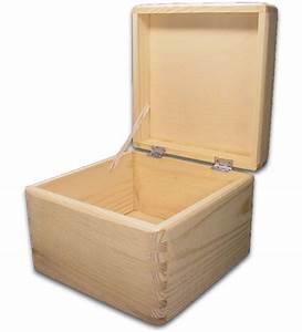 Aufbewahrungsbox Mit Deckel Holz : quadratische aufbewahrungsbox holzkiste cube kiefer unbehandelt aufbewahrungsboxen aus holz ~ Bigdaddyawards.com Haus und Dekorationen