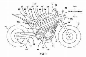 Diagram Sistem Penyejukan Motosikal Elektrik Kawasaki