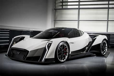 Dendrobium Motors Electric Supercar