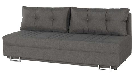 Flex Motion Gray Queen Sofa Bed W/ Storage By Casamode