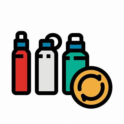 Reusable Icon Bottle Icons Flaticon Ecology