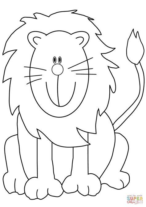 Kleurplaat Slion lovely coloring page free printable
