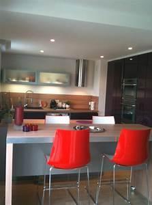 Table Cuisine Petit Espace : une table de cuisine qui suadapte un petit espace with table cuisine petit espace ~ Teatrodelosmanantiales.com Idées de Décoration
