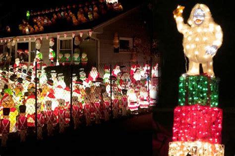 festive fail    worst christmas house