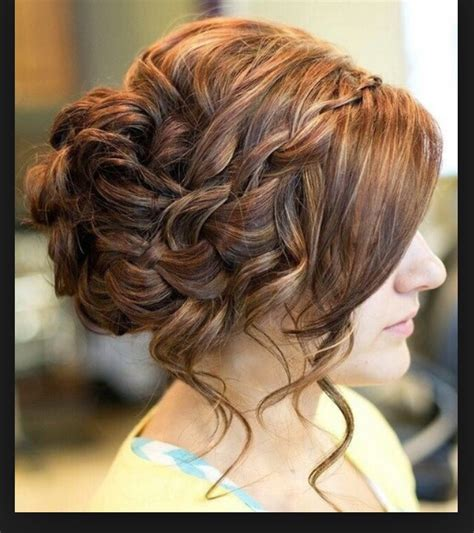 Easy At Home Prom Hairstyles ??   Musely