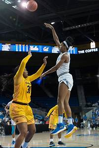 UCLA women's basketball defeats California 60-52 despite ...