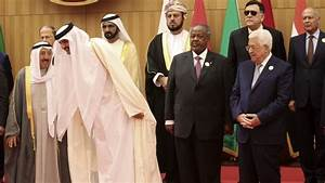 Arab leaders ready to work with Trump on Mideast peace ...