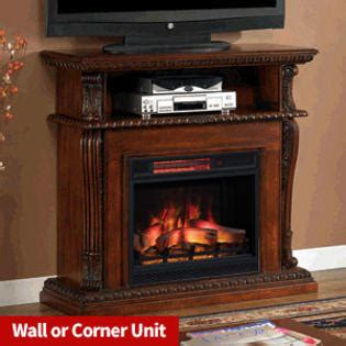 kmart fireplace tv stand classicflame corinth infrared electric fireplace media tv