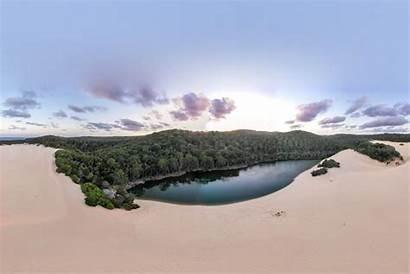 Wabby Lake Island Fraser Tours