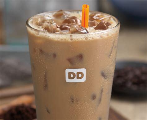 Dunkin Donuts Coffee Menu