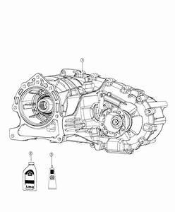 Jeep Wrangler Transfer Case  Mp3022  Assembly