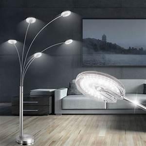 Luminaire Sur Pied : lampadaire 20 watts led luminaire sur pied clairage lampe ~ Nature-et-papiers.com Idées de Décoration