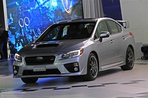 2015 Subaru Wrx And Sti