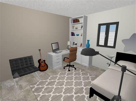 chambre 3d plan 3d chambre d 39 ado logiciel home design 3d gold